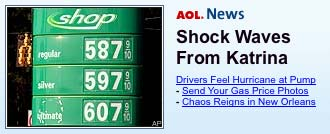 AOL News - Gas Prices